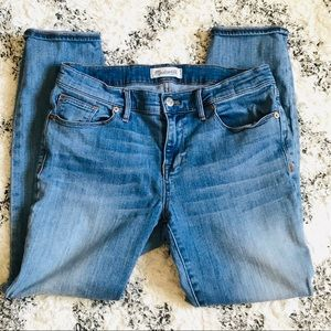 🖤MADEWELL JEANS 29 X 25 Ankle Cropped